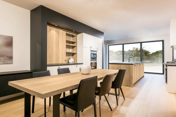 Modern landelijke keukens vika referentie in badkamers & keukens