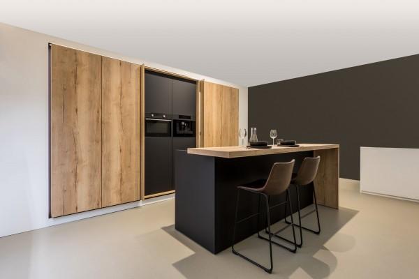 Moderne keukens vika referentie in badkamers & keukens